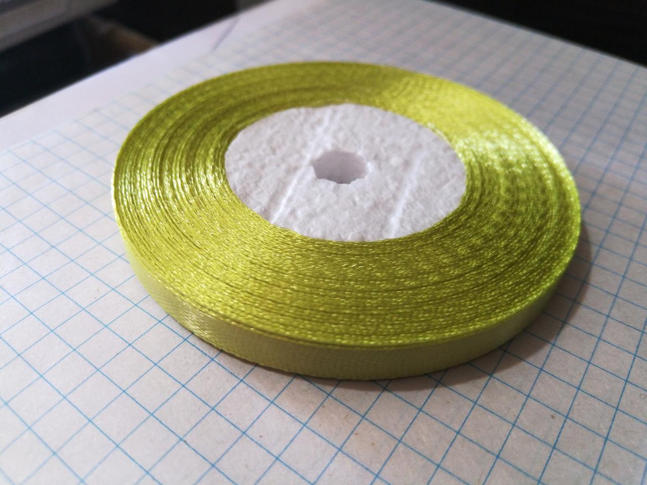 Лента атласная 0.6 см (цвет 99)