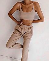 Спортивний костюм з укороченим топом Slim Body, фото 1