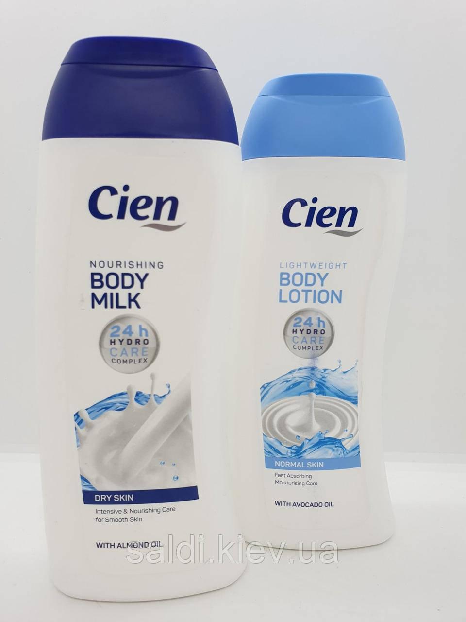 Cien Body Milk, 500 мл - молочко для тела, предназначенное для ухода за сухой кожей.