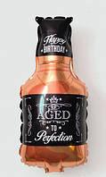 Мини-шар фольгированный SHOW Виски 19*44 см