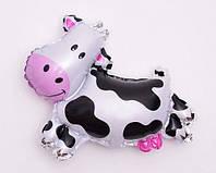 Мини-шар фольгированный SHOW Корова 41*38 см