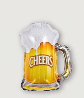 Мини-шар фольгированный SHOW Кружка Пива 27*43 см