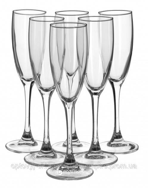 Набір келихів для шампанського Luminarc Signature H8161