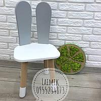 Детский стульчик Зайка (детская мебель, детский столик), фото 1