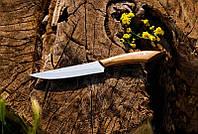 Кухонный нож с буковой рукоятью №4/1 , 40Х13, 25см