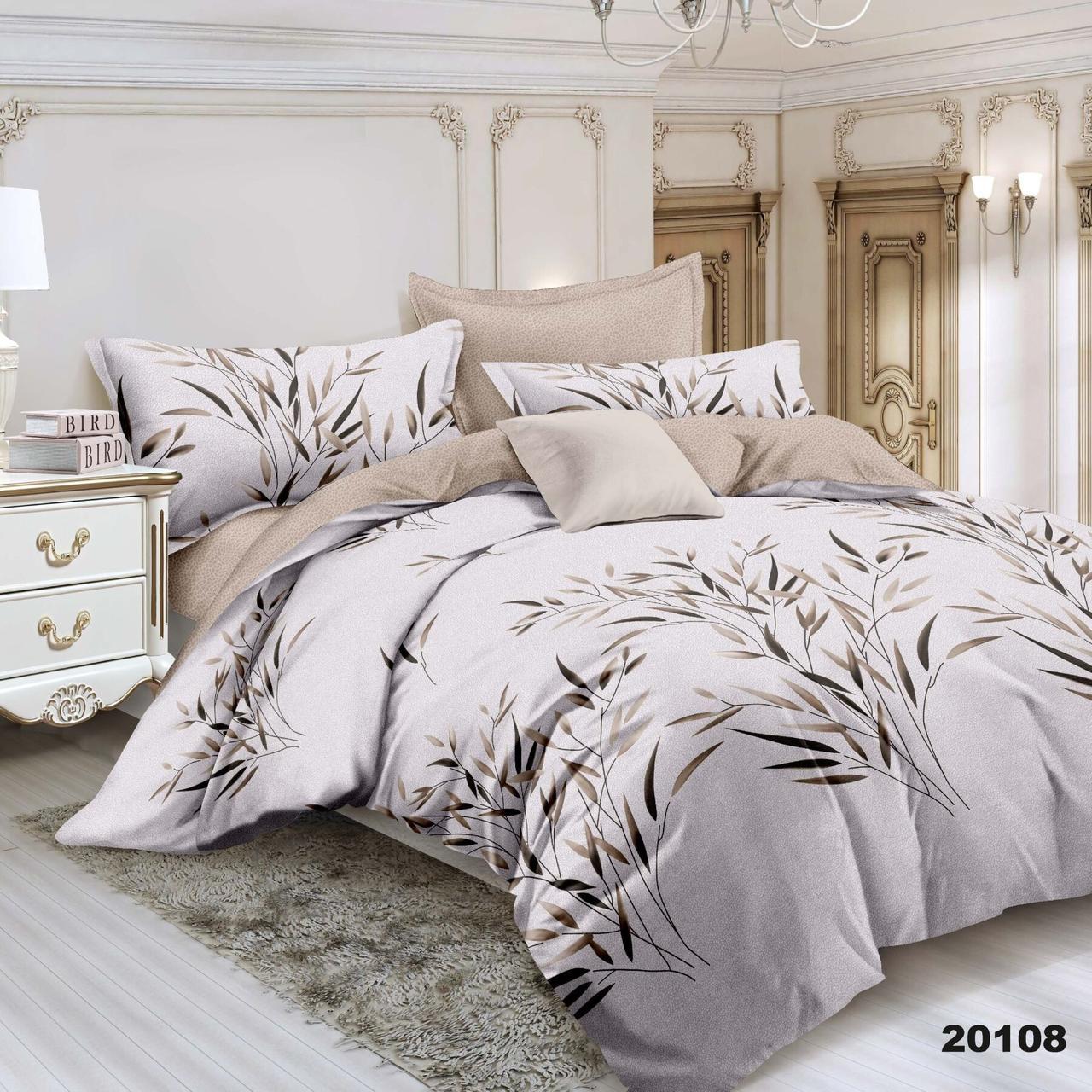 Полуторный Комплект постельного белья Viluta Ранфорс 20108