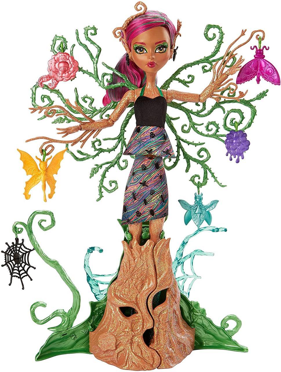 Кукла Монстер Хай Триза Торнвиллоу Садовые монстры Monster High Garden Ghouls Treesa