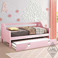 """Ліжко з додатковим спальним місцем """"Діана"""", фото 1"""