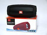 Портативная блютуз колонка JBL Charge 3 MINI колонка с USB,SD,FM ЧЕРНАЯ, фото 2