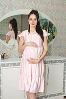 Платье для беременных и для кормления 6265-1