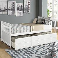 """Кровать с дополнительным спальным местом """"Винтер"""""""