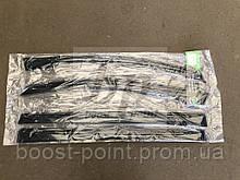Дефлекторы окон (ветровики) Opel Zafira B (опель зафира б 2005-2011) Ct TT