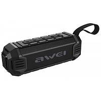 Портативная Bluetooth колонка Awei Y280 Черная (009928)