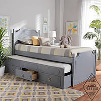 """Кровать с дополнительным спальным местом """"Руби"""", фото 1"""
