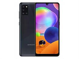 Смартфон Samsung Galaxy A31 4 64GB Black SM-A315FZKUSEK, КОД: 1717306