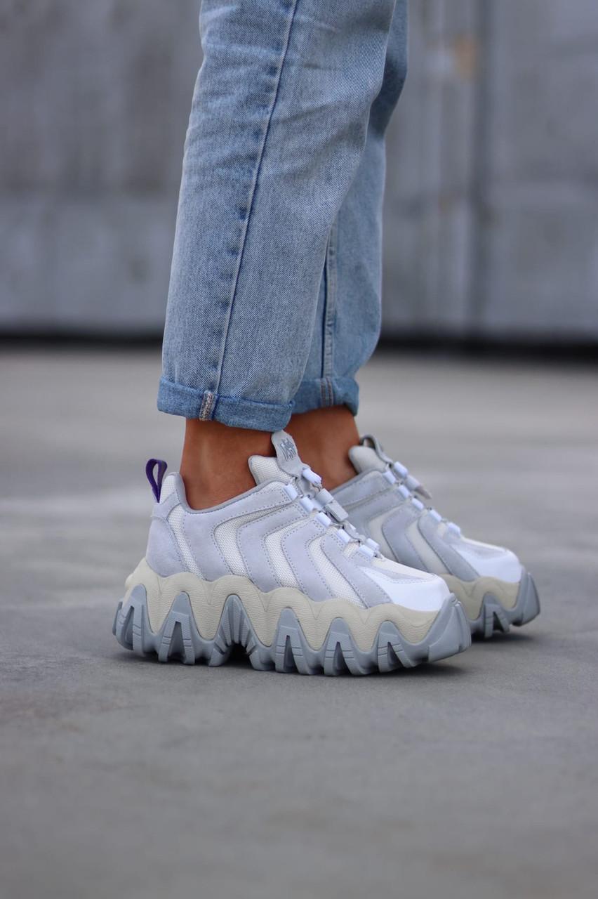 Стильные женские кроссовки Eytys Halo White