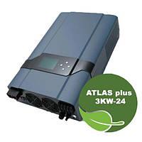 Инвертор ALTEK ATLAS plus 3KW-24-VM DUO автономный