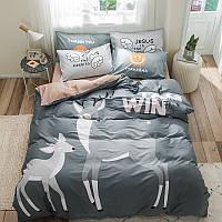 Комплект постельного белья Бэмби (двуспальный-евро) Berni