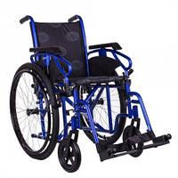 Коляска інвалідна «MILLENIUM III (синій)