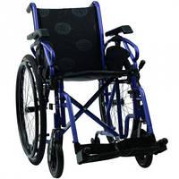 Інвалідна коляска «MILLENIUM IV (синій)