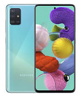 Смартфон Samsung Galaxy A51 (A515F) 4/64GB Dual SIM Blue
