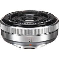 Объектив Fujifilm XF 27mm F2.8 black