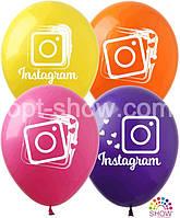 Воздушные шары Inatagram 4 цвета TM Show