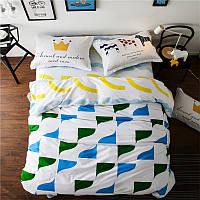 Комплект постельного белья Нежность (двуспальный-евро) Berni