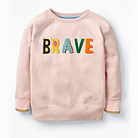 Свитшот для девочки Brave Jumping Beans