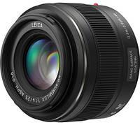 Объектив Panasonic Micro 4/3 Lens 25mm f/1.7 ASPH. Lumix G