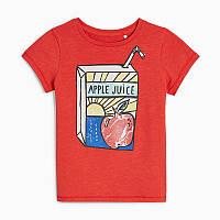 Детская футболка Яблочный сок Little Maven