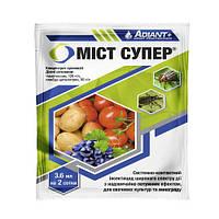 Инсектицид Мист Супер/ Энжио (3,6мл) двойная защита сада и огорода