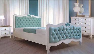 Кровать двуспальная Элен Интерьер 2, фото 2