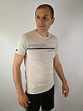 Турецька трикотажна футболка, фото 3