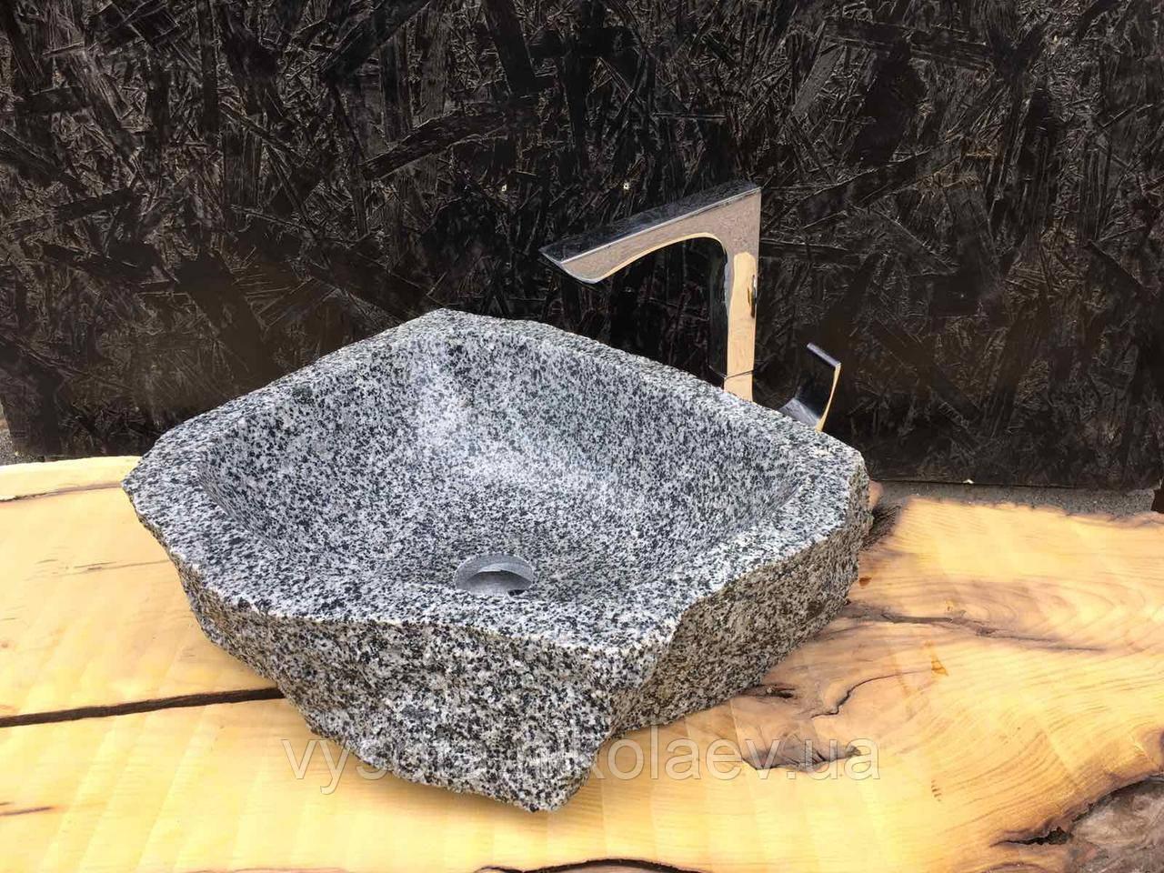 Раковина з натурального граніту  Royal white