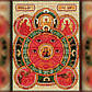 Алмазная мозаика Религия-13 30x40 TWD60013 The Wortex Diamonds Полная зашивка, фото 2