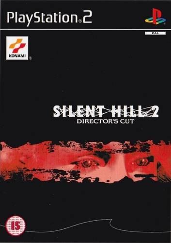 Игра для игровой консоли PlayStation 2, Silent Hill 2 - Director´s Cut