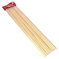 Шампуры бамбуковые (Шпажки) 40 см ширина 1см