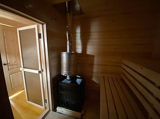 Деревянная мобильная баня 6х2,4 под ключ 18