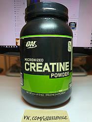 Креатин моногидрат, Optimum Nutrition Creatine Powder 2кг