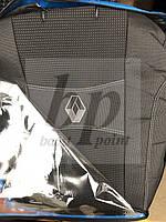 Чехлы на сиденья модельные (автоткань) renault megane 1 HB Kombi (рено меган 1995-2002) хетч комби , деленный