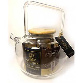 Чайник-заварник Wilmax Thermo 1 л 888821/A