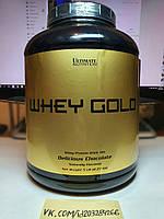 Протеин Ultimate Nutrition Whey Gold 2.27 кг вей голд стандарт