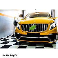 Тюнинг обвес Mercedes Vito \ Viano W447 2014+ г.в. стиль AMG