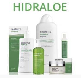 Hidraloe - Увлажнение чувствительной кожи