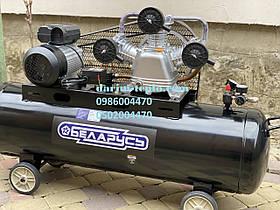 Воздушный компрессор Беларусь 120-3 220V 4500 Вт 850 л/мин