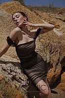 Клубное молодежное платье (два цвета)