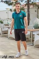 Комплект чоловічий:шорти,футболка Tommy(48-54)