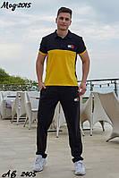 Комплект чоловічий:штани,футболка Tommy (48-54)