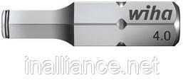 Бита HEX 4,0 х 25 мм шестигранник с MagicRing® Wiha 22956
